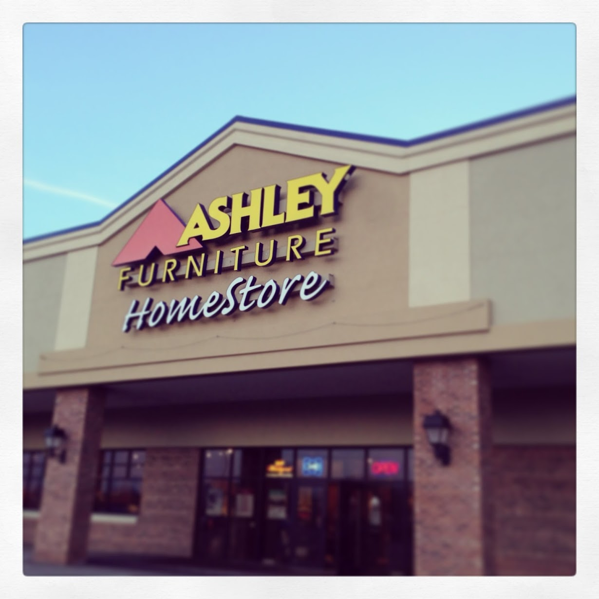 Rochester Ashley Furniture Homestore New York Ohio