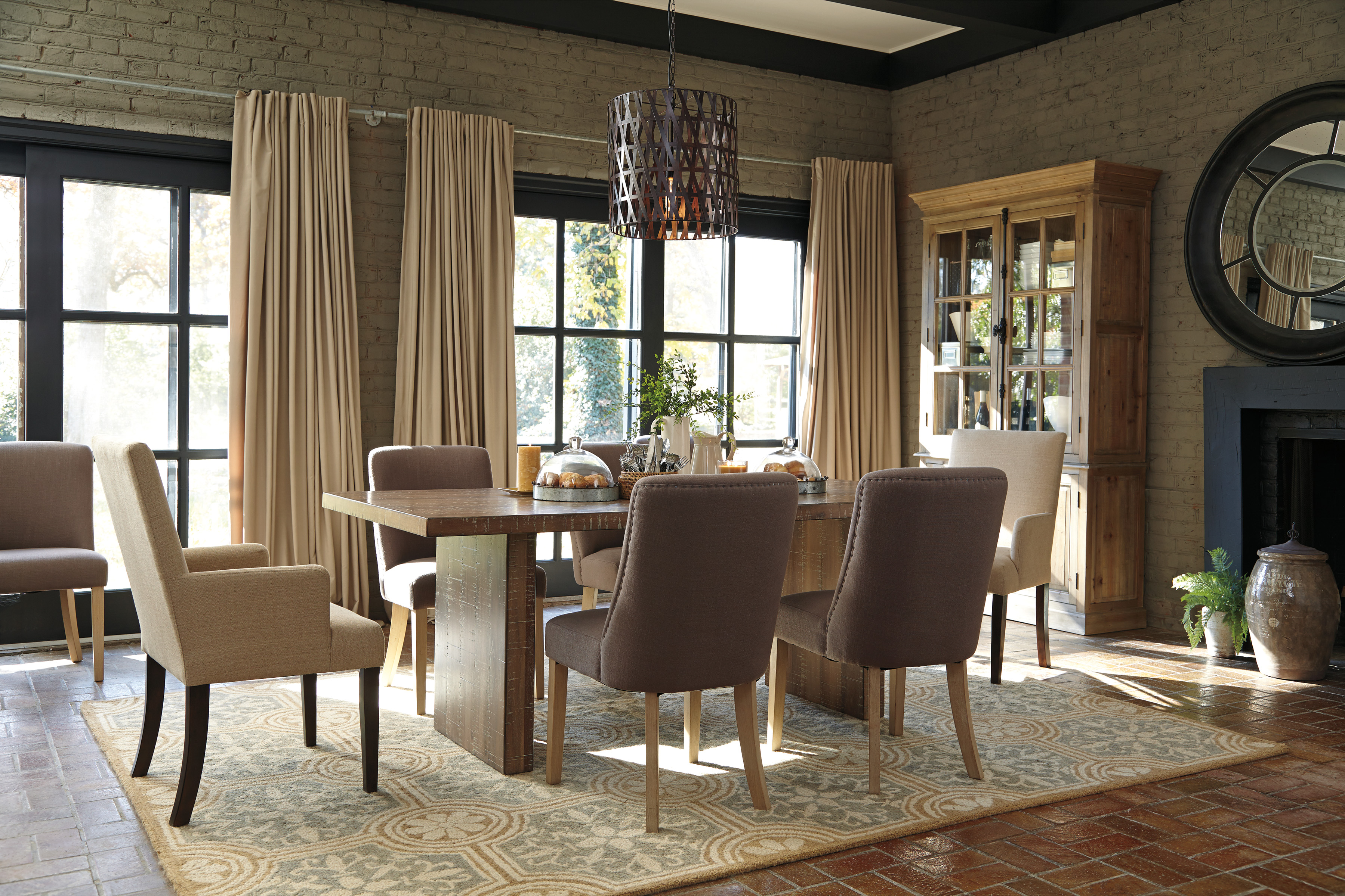 The Final Four Of Fashion Dining Ashley Furniture